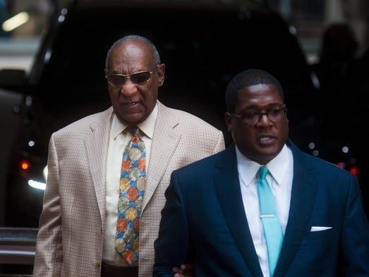 Jury selection in Bill Cosby's sexual-assault trial