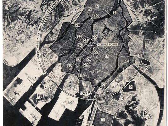 Hiroshima Bombing Order