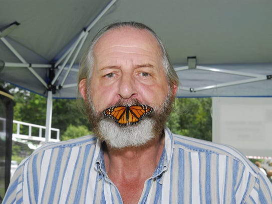 Rick Mikula presents That Butterfly Guy at 2 p.m. on