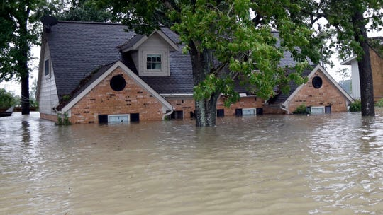 Officials: Homes could be inundated for a month