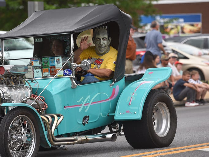 Our favorite weekend of the year -- when street rods