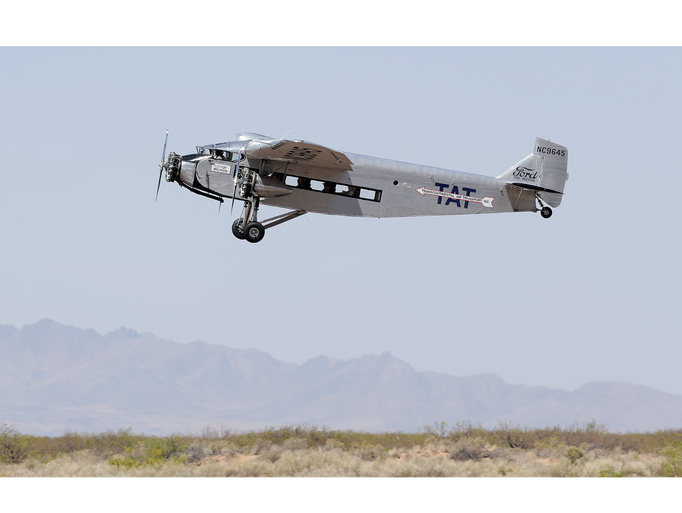 Photos Take A Ride In A 1928 Ford Tri Motor Airliner