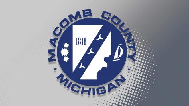 Macomb County seal