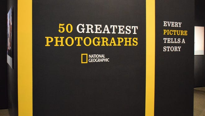 "National Geographic's ""50 Greatest Photographs"" will be on display through June 4 at the Elliott Museum in Stuart."