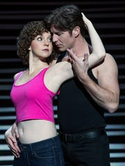 "A scene from the musical ""Dirty Dancing"""
