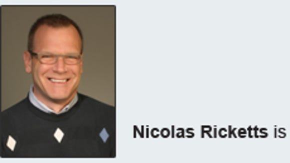 Nicolas Ricketts is curator at The Strong.