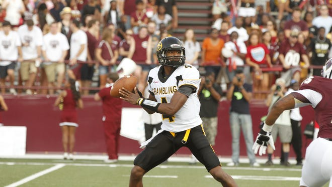 Grambling is back in Texas on Saturday night for a non-conference tilt at Houston.