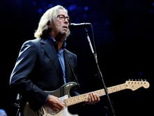 Miss. bluesman's estate sues Eric Clapton over song