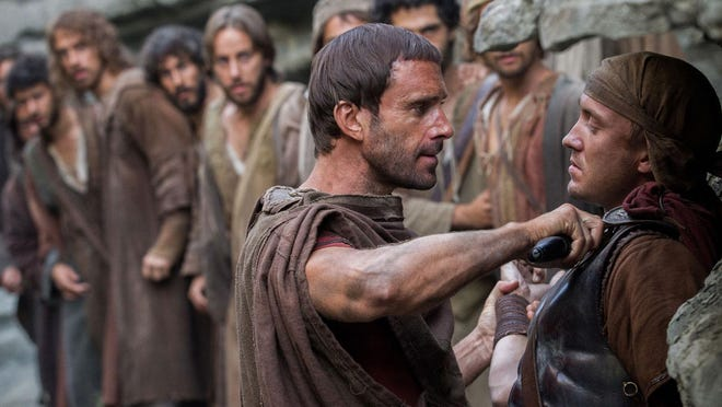 Joseph Fiennes stars as a Roman tribune who is ordered to find the body of Jesus after the crucifixion.