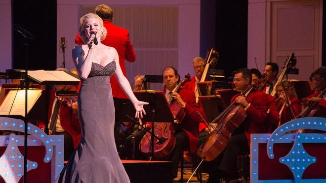 Megan Hilty will headline the Opening Night Gala in November at the Annenberg Theater. Annenberg Theater season tickets go on sale Tuesday.
