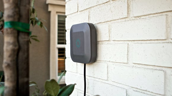 Convert your existing sprinkler system into a smart system.