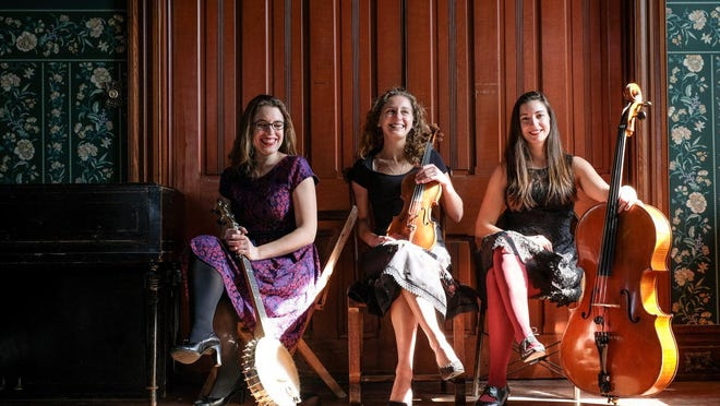 Harpeth Rising plays the Woodwalk Concert Series June 29 at Woodwalk Gallery.