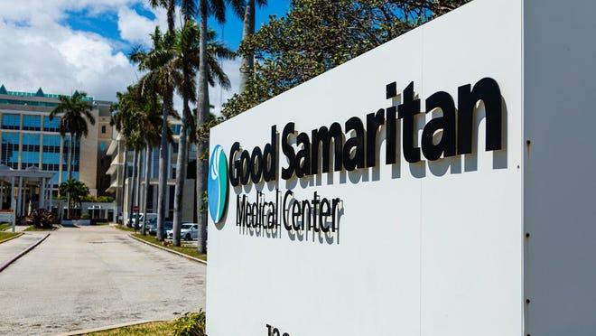 Good Samaritan Medical Center in West Palm Beach.