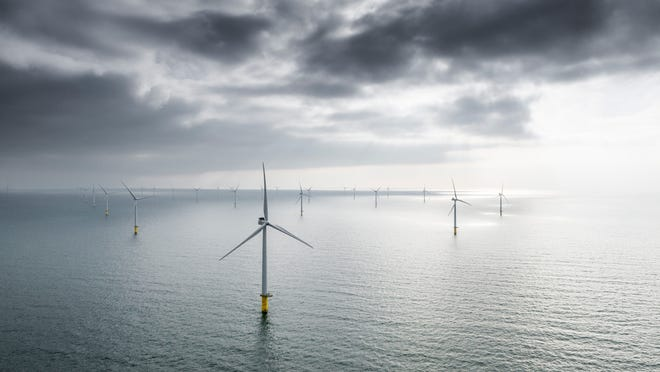 State energy resource officials and electric distribution companies are writing Massachusetts' next offshore wind request for proposals this week and are asking for industry and public input. [File photo]