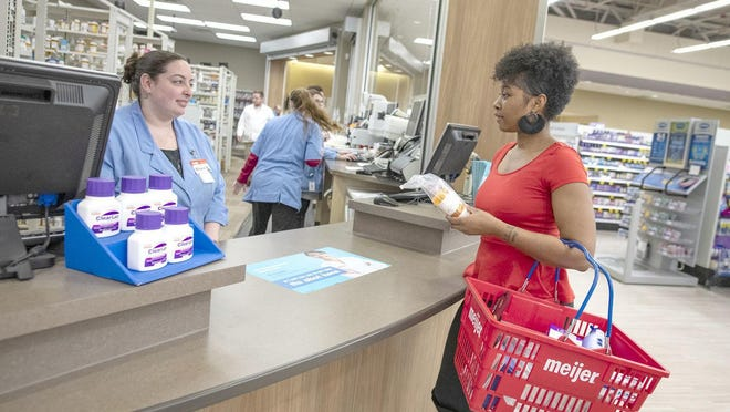 The state recently announced that Meijer would become an initial pharmacy partner to help administer COVID-19 vaccines. Meijer began to administer the first doses of COVID-19 vaccine at a limited number of its stores in the Detroit area to patients 65 and older this week. Courtesy photo