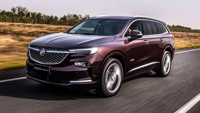 2021 Buick Enclave
