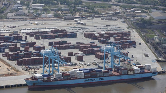 The Port of Mobile could get $5 million through a provision in congressional water legislation.