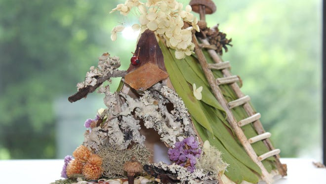 Celebrate summer with the kids by making a fanciful Fairy House for your garden at the Brandywine River Museum of Art Saturday at 10 a.m.