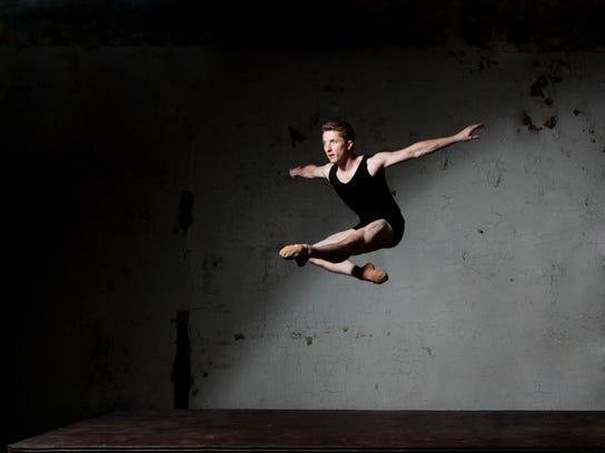 Kristopher Wojtera is a dancer for Neos Dance Theatre,