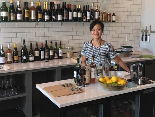 Ping Ho is the owner and wine buyer at the Royce Detroit