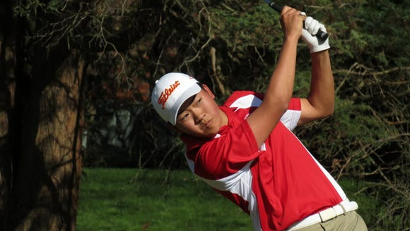 Glen Rock's James Pak is the No. 1 seed for match play