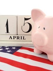 Proscrastinators can take a deep breath; this year, taxes aren't due until April 18.