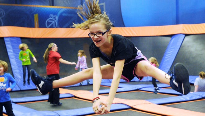 Sky Zone Indoor Trampoline Park, creator of the world's first all-trampoline walled playing court, is now hiring more than 70 employees for its new park in Lafayette.