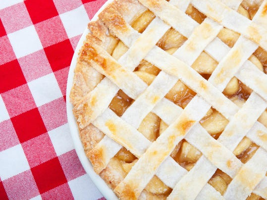 Is cheese on apple pie just right or just wrong? The 'dessert' is dividing the Midwest