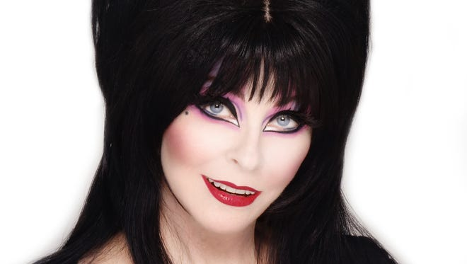 Elvira: Mistress of the Dark is a scary movie/Halloween legend and pop culture icon.