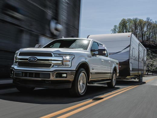 Ford offers its first diesel for the F-150
