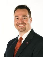 Jesse Nelson, candidate for State Rep., Dist. 89 Friday,