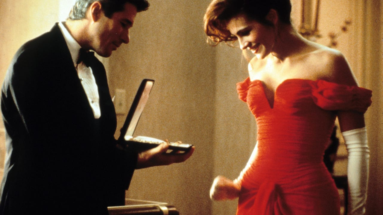 'Pretty Woman' is heading to Broadway