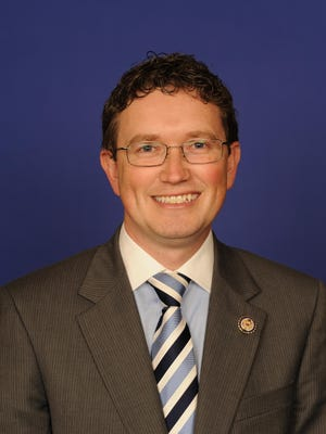 U.S. Rep. Thomas Massie hasn't represented Kentucky's Fourth District well, a voter writes.