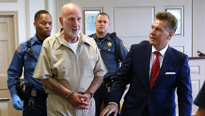 Judge approves convicted killer's request to test DNA 36 years after murders