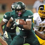 Mike Weber is currently the only running back commitment in Michigan's 2015 recruiting class.