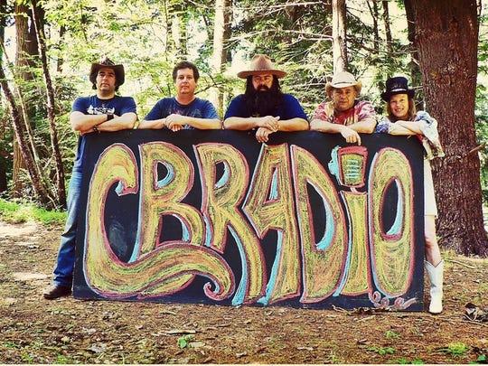 The buzzing Hunterdon roots band CB Radio will headline