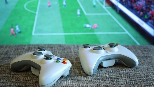 play console joysticks