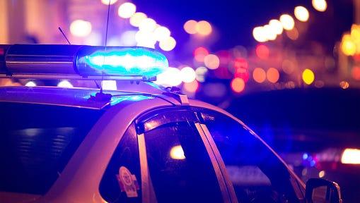 Pedestrian Tarvis Erby, 32, was pronounced dead on the scene.