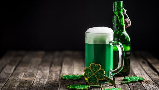 Celebrate St. Patrick's Day in Lansing.