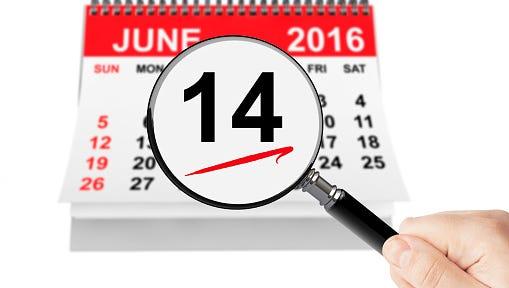 June 14, 2016