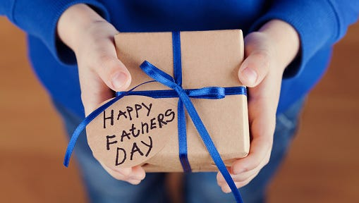 Happy Father's Day to all the dads out there.