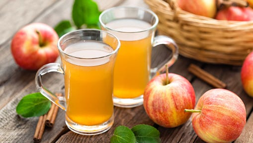 Cider, beer and hard cider will be available at Fall Fest