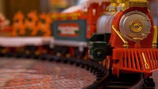 The Waynesboro Lions' annual train show is Nov. 6.