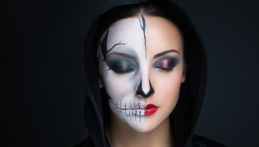 Horror make up