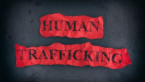A community education conference about human trafficking is being held in Mesquite on April 27, 2018, from noon to 1:30 p.m.