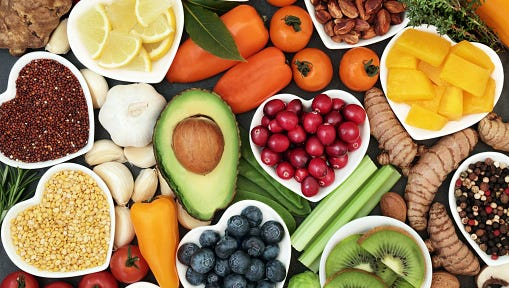 Health Food for Fitness