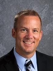 Ryan Woods will serve as the new principal of Johnston High School this fall.