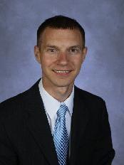 Evan Jackson, religion columnist for The Gleaner
