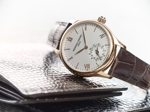 Frederique Constant's Horological Smartwatch.