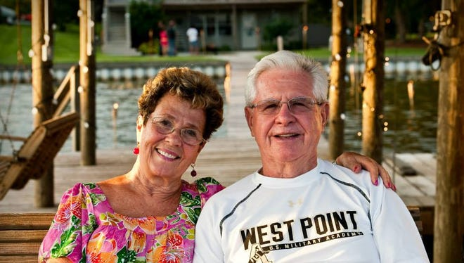Larry and Anita Basik